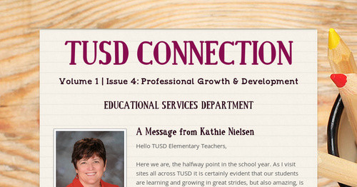 TUSD CONNECTION