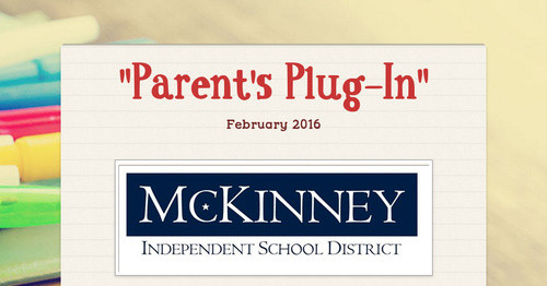"""Parent's Plug-In"""