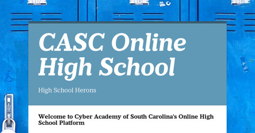 CASC Online High School