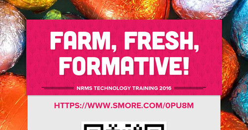 FARM, FRESH, FORMATIVE!