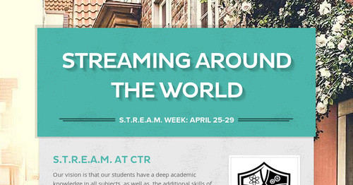 STREAMing Around the World