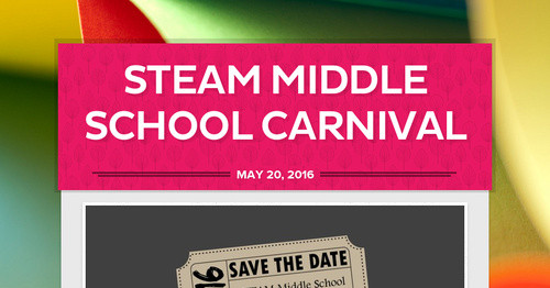 STEAM Middle School Carnival