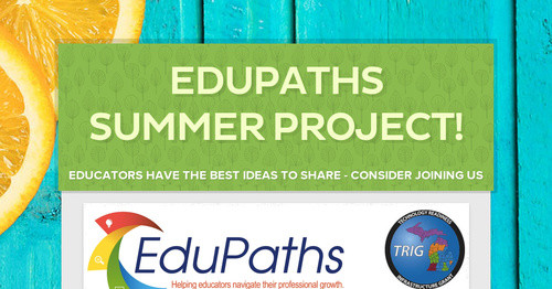 EduPaths Summer Project!