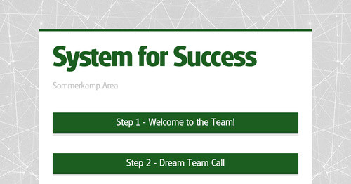 System for Success