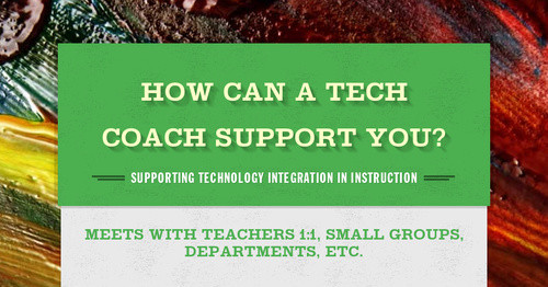 How can a Tech Coach Support You?