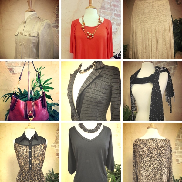 Vintage Vogue Women's Consignment | Marble Falls, TX | Boutique Window