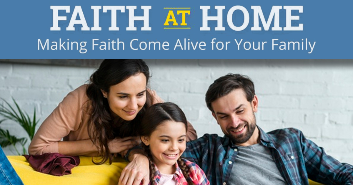 Faith at Home