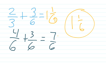 Adding Fractions | Educreations