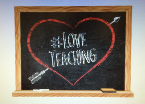Why Do You #LoveTeaching?