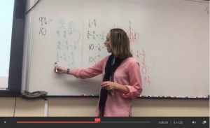 Number Talks and Safe Classroom Culture