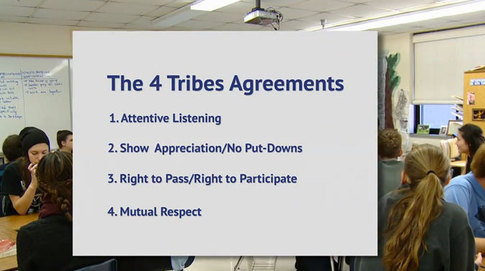 Tribes: Agreements for Learning Together