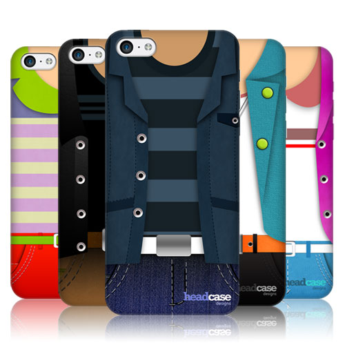 Head Case Designs What is Your Style Snap-on Back Case Cover for Apple iPhone 5c