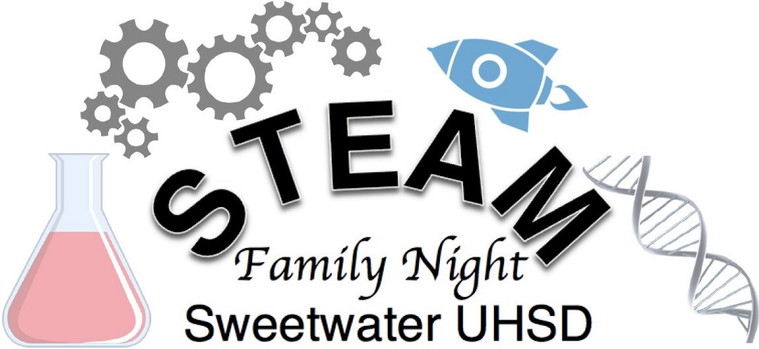 Sweetwater STEAM Family Night March 9th, 2017 at Montgomery High