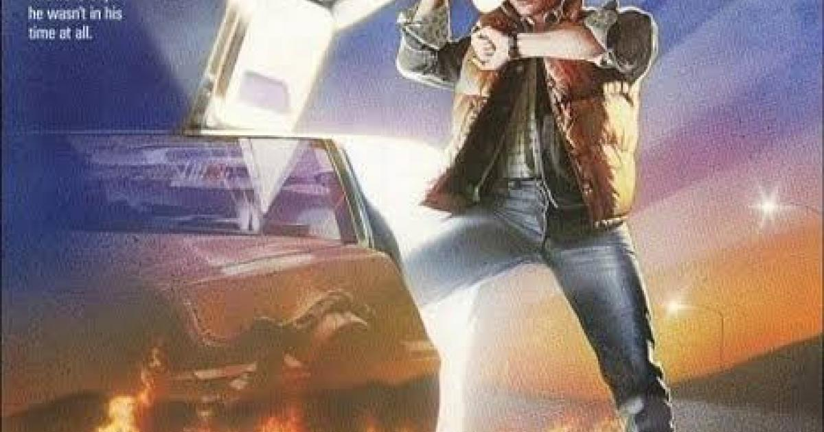 Interactive Movie Party--Back to the Future | Evergreen Park Library