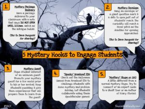 5 Mystery Hooks to Engage Students