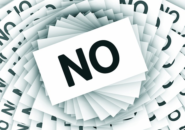 A Successful Businessperson Has to Learn to Say No