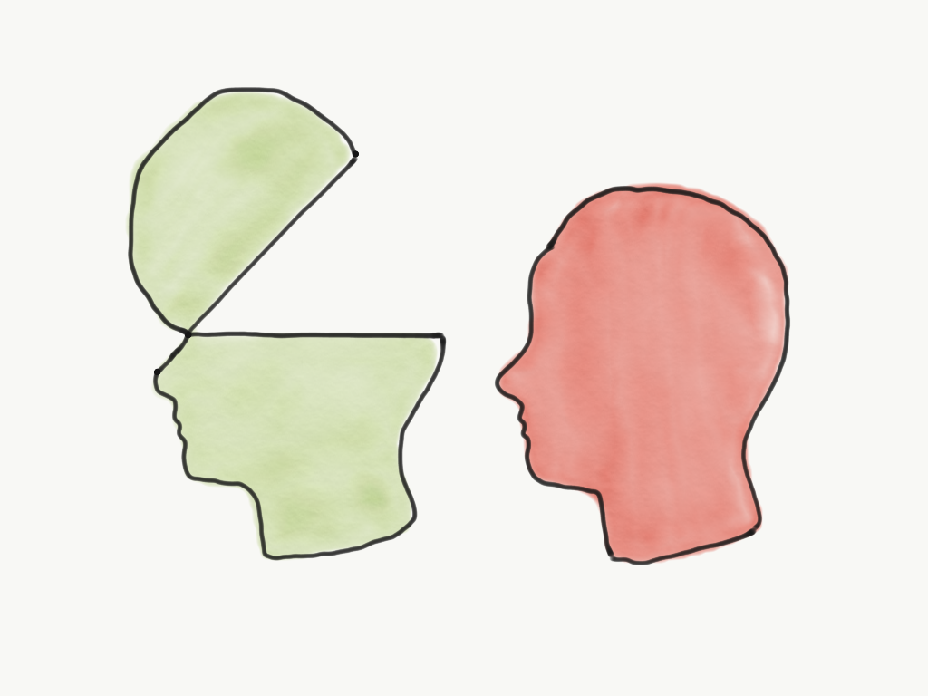 The Difference Between Open-Minded and Close-Minded People