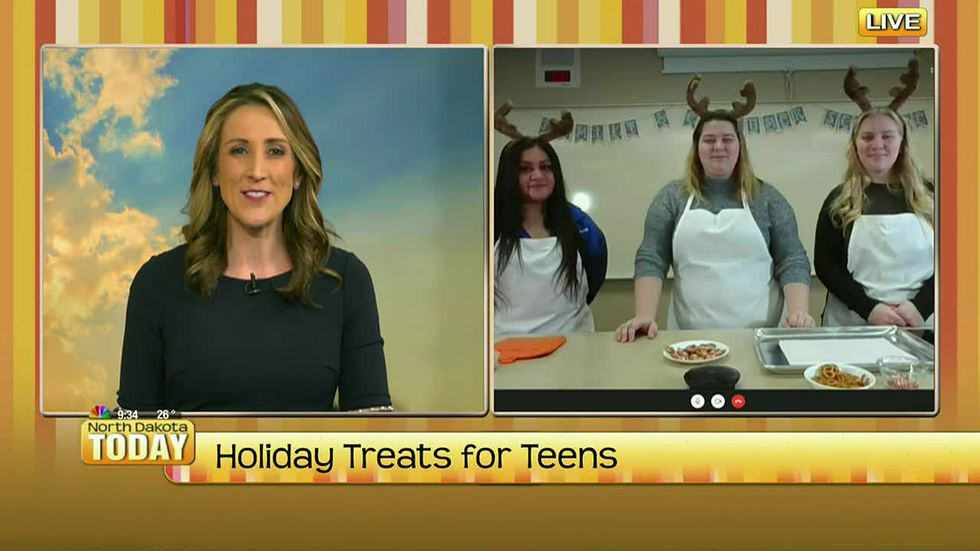NDT - Holiday Treats for Teens