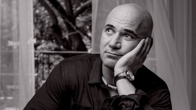Life's Work: An Interview with Andre Agassi