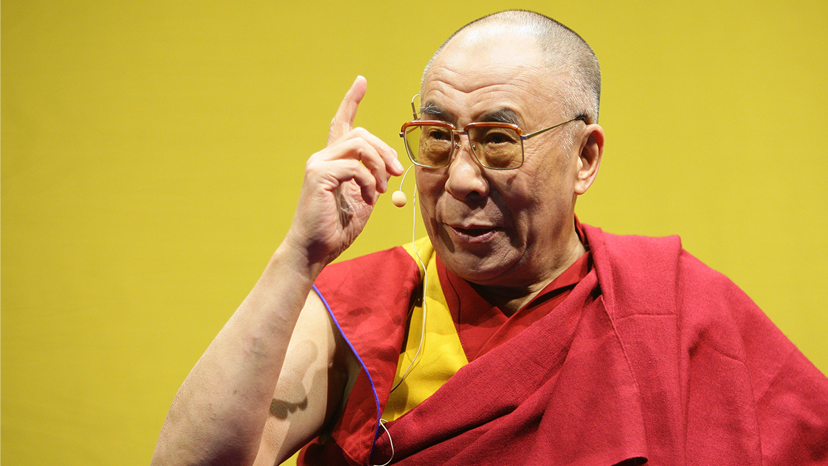 The Dalai Lama on Why Leaders Should Be Mindful, Selfless, and Compassionate
