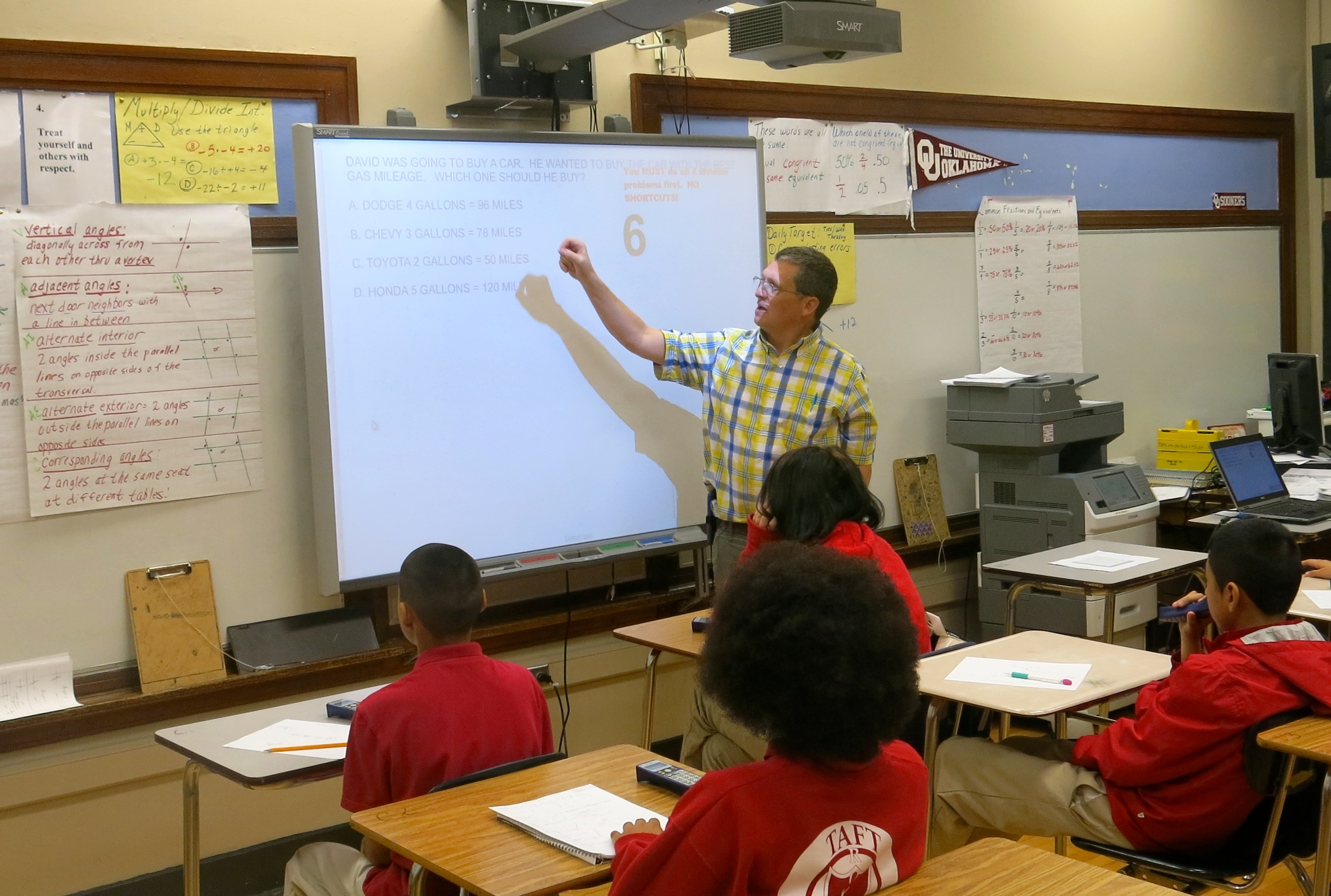 The fantastic new ways to teach math that most schools aren't even using - The Hechinger Report