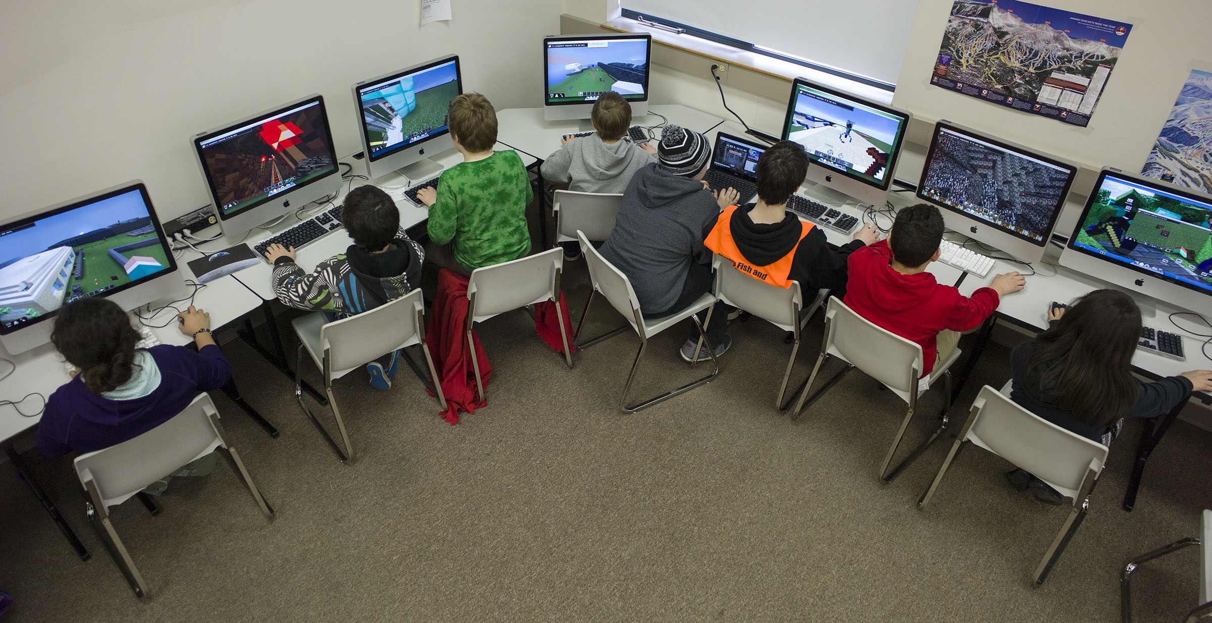 Can students learn the Common Core through gaming? - The Hechinger Report