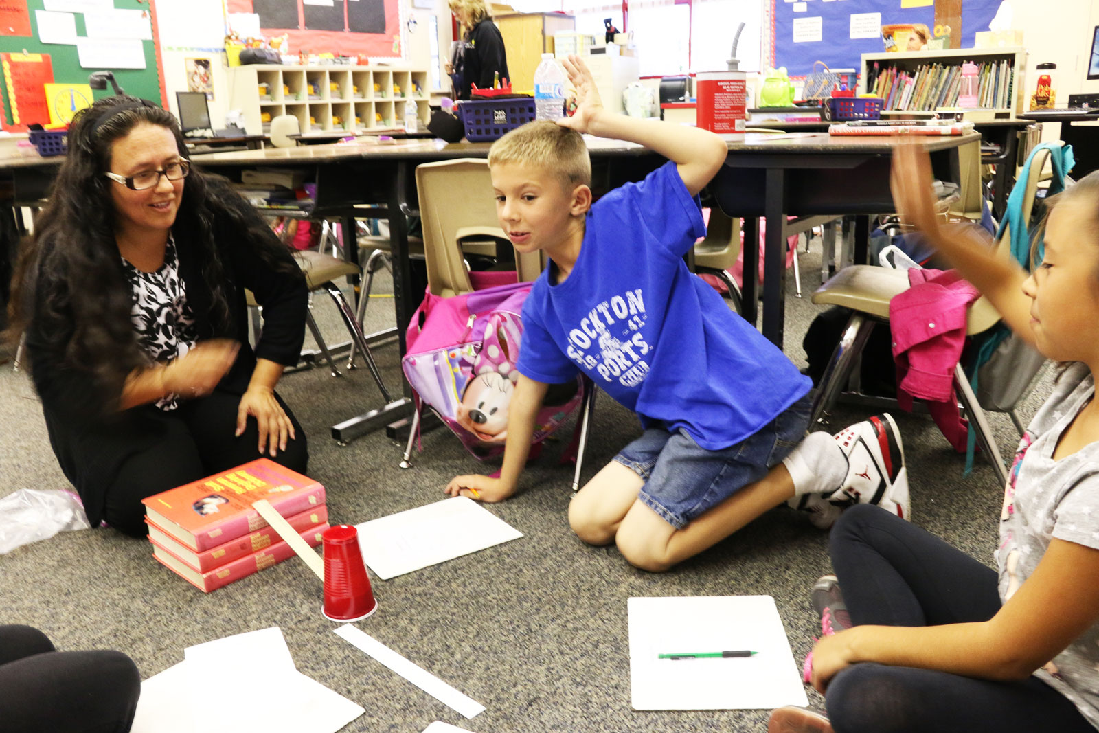 New standards get kids in California excited about science - The Hechinger Report