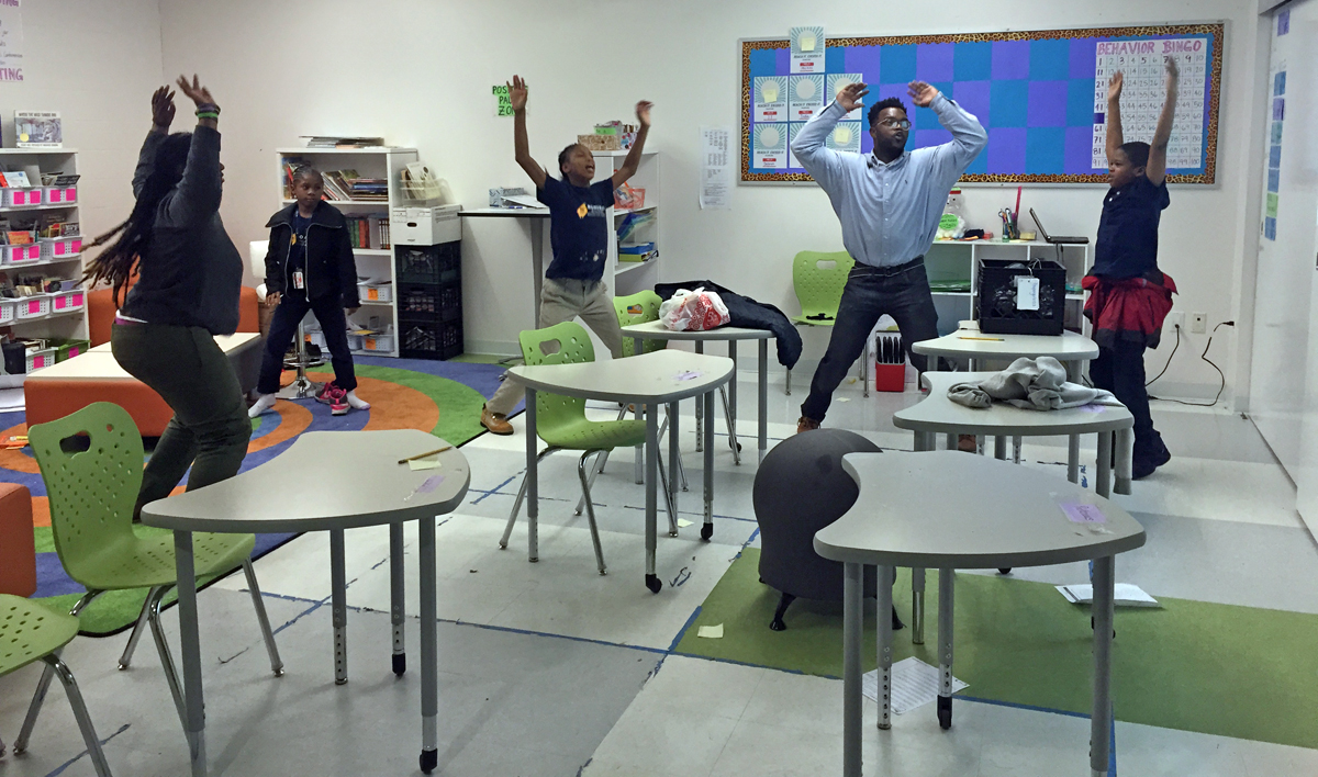 How to educate traumatized students: At a new urban public boarding school, educators try to move beyond fights and flying chairs - The Hechinger Report