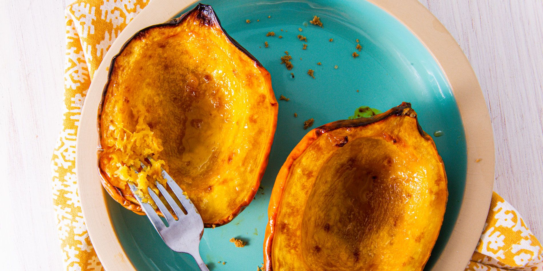 Acorn Squash Makes The Most Delicious Fall Treat