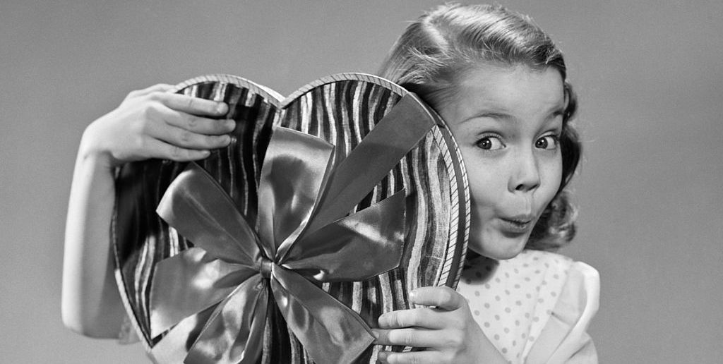 The History of Valentine's Day Actually Isn't That Romantic