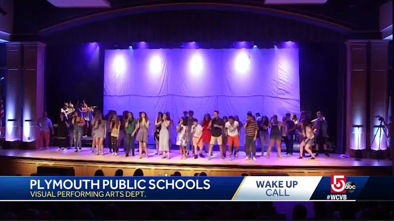 Wake Up Call from Plymouth Public Schools