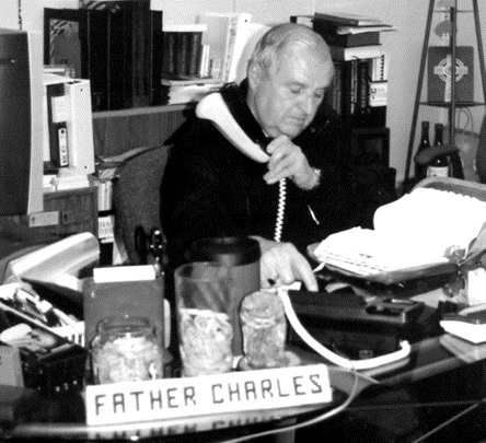 Remembering Fr. Charlie – None Wore More Hats Than He Did