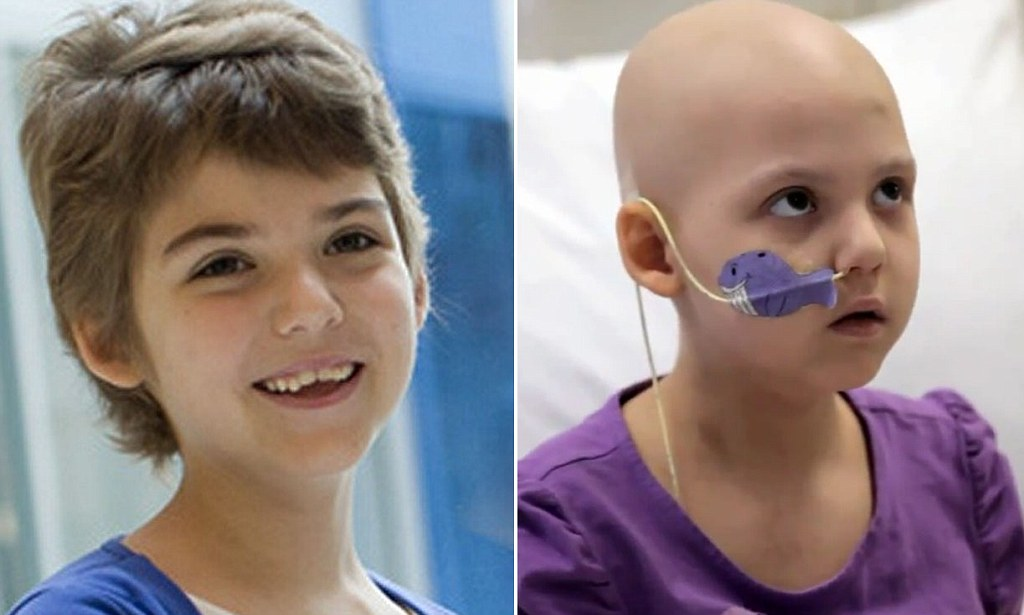 Girl, 7, beats leukaemia with revolutionary treatment using HIV to re-wire her immune system
