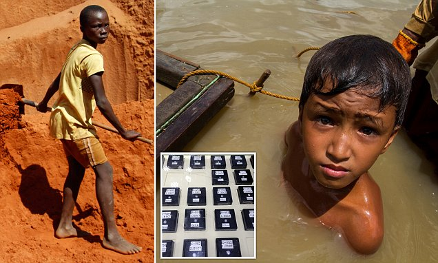 The scandal of the slave labour behind the jewellery on your finger