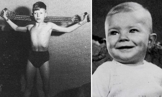 Bowie, the lonely boy devoted to his tragic brother
