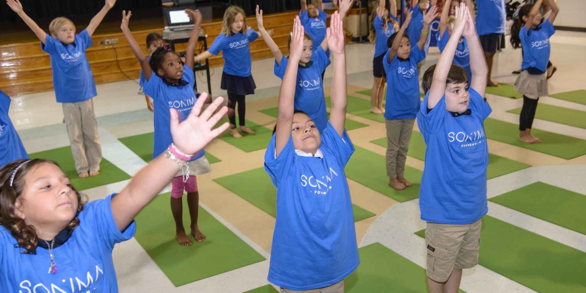 How Yoga Could Change The Lives Of Students In One Low-Income Community
