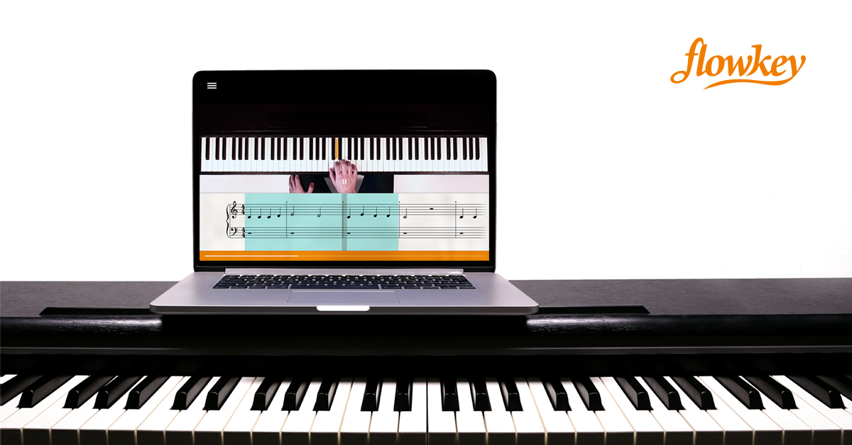 flowkey | Learn how to play piano online