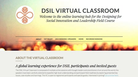 DSIL 2015 Virtual Classroom on Vimeo