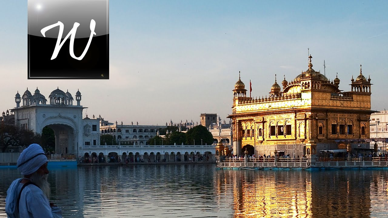 ◄ Golden Temple, Amritsar, India [HD] ►
