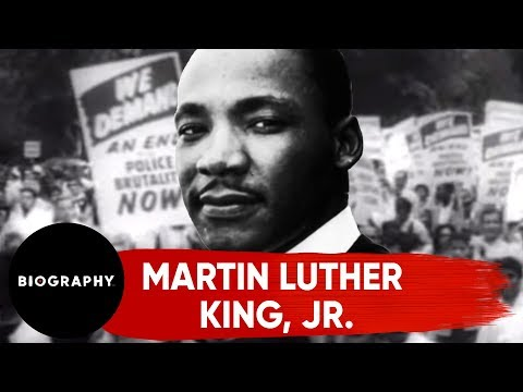 Martin Luther King, Jr. - Mini Bio - Safeshare.TV