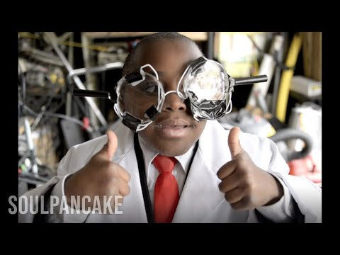 How To Be An Inventor! | Kid President... - SafeShare.tv