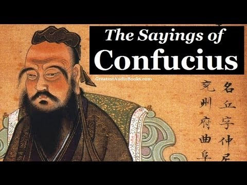 THE SAYINGS OF CONFUCIUS - FULL AudioBook | Greatest Audio Books | Eastern Philosophy