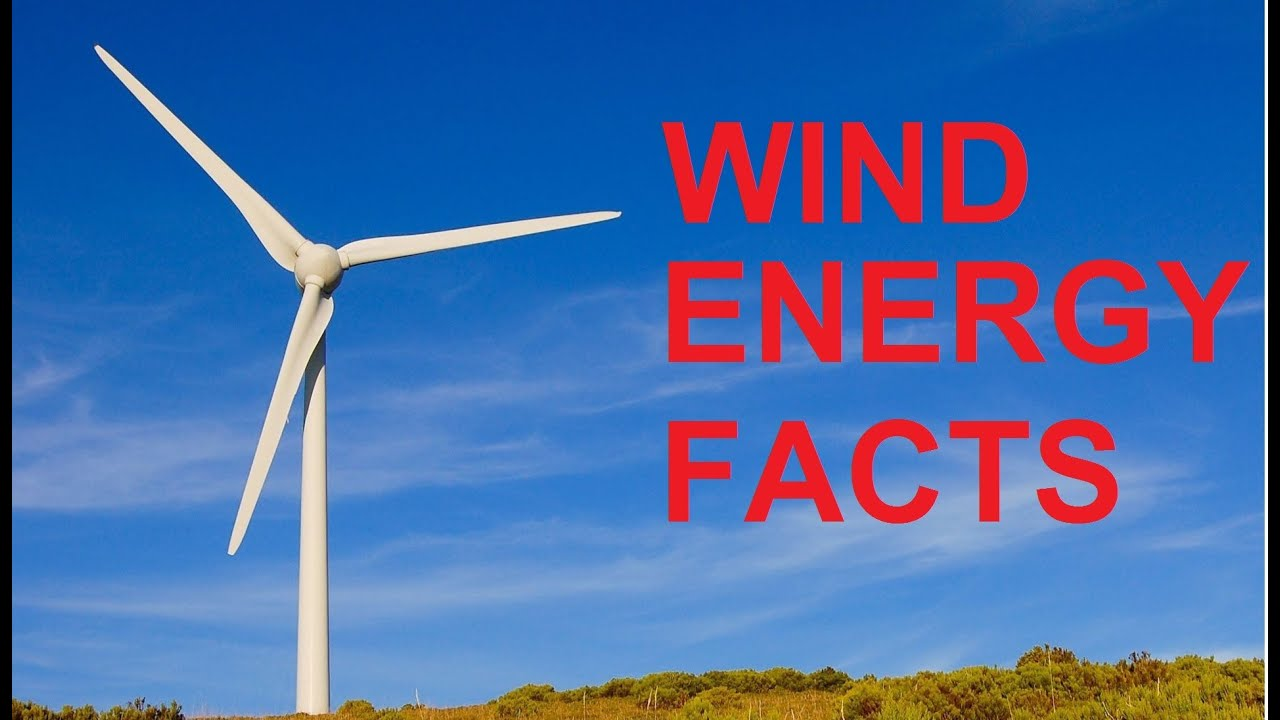 Fact About Wind Energy