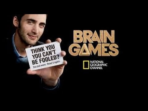 All new brain games! Don't be afraid.
