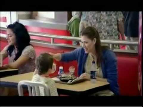 McDonald's Commercial- Healthy Meal With Mom.mp4