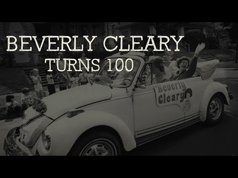 For Beverly Cleary's 100th birthday, love letters from Portland