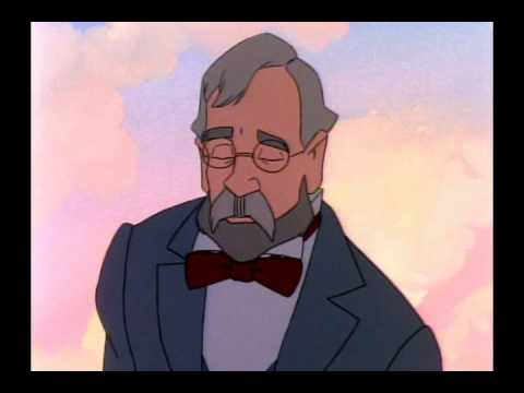 Animated Hero Classics: Louis Pasteur on DVD