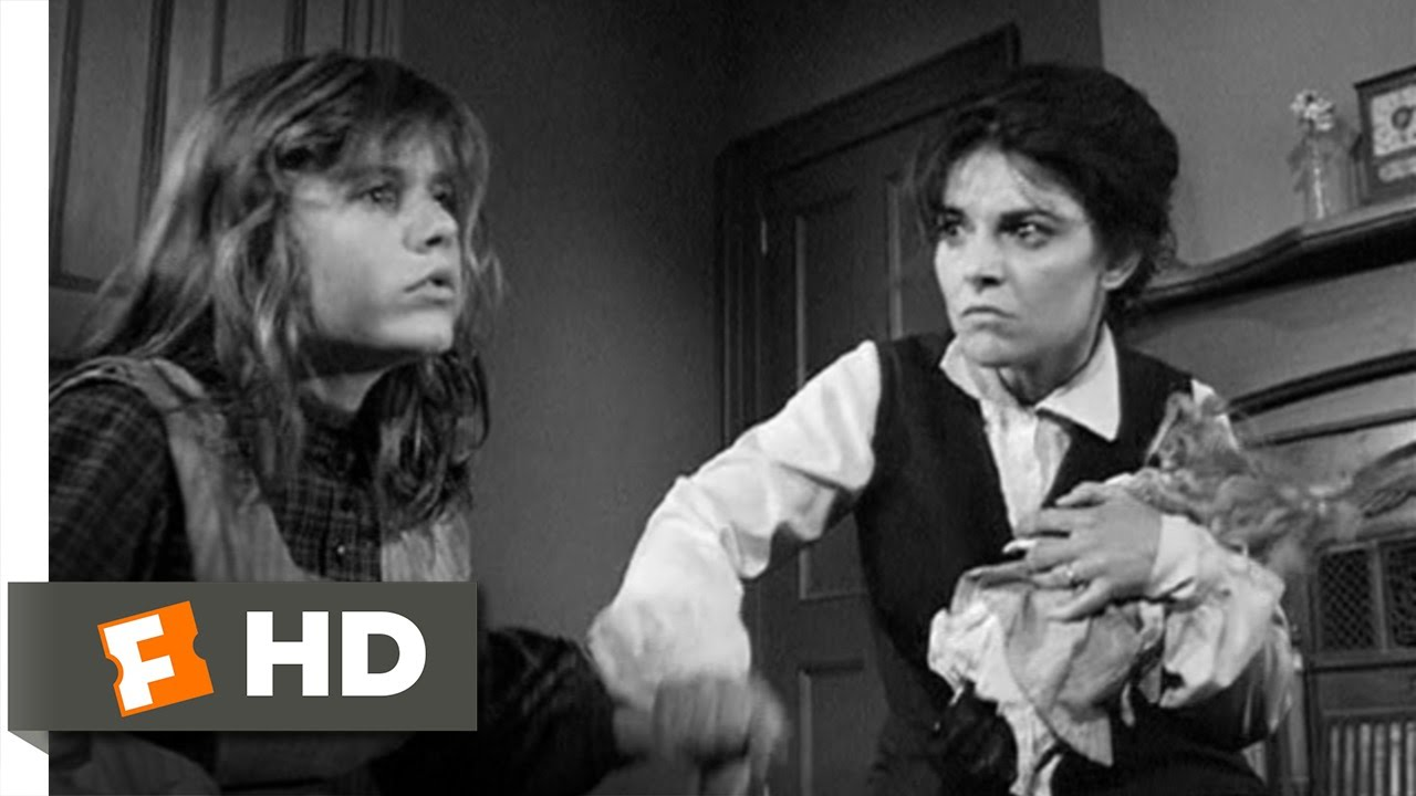 The Miracle Worker (3/10) Movie CLIP - Helen's First Lesson (1962) HD