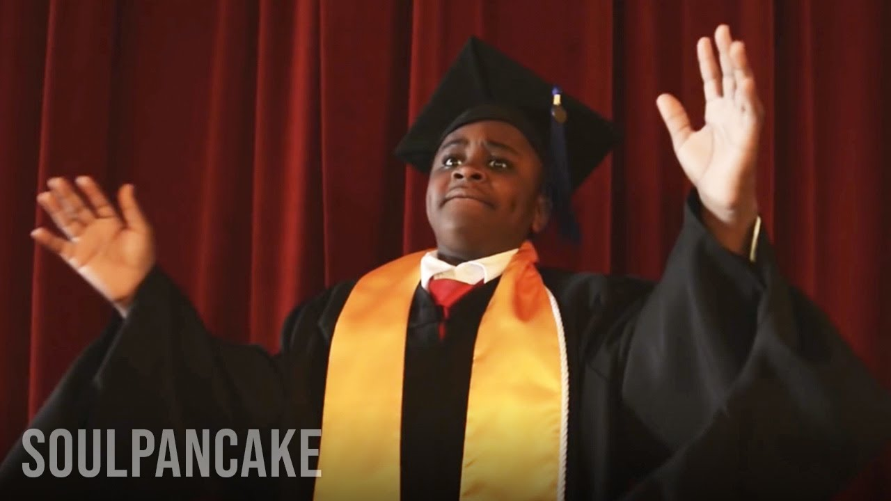 Dear Graduates - A Message From Kid President