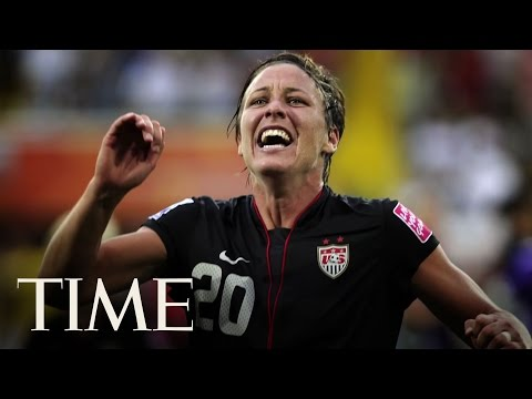 Abby Wambach on Making Her Last Chance Count | TIME 100